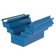 Caixa de ferramentas 5 gavetas - cod 03608