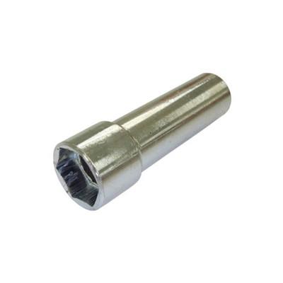 """Chave de Vela com Encaixe de 1/2"""" e sextavado de 21 mm - cod 01921"""