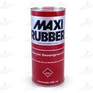 Desengraxante Max Rubber com 900ML - Cód. 02751