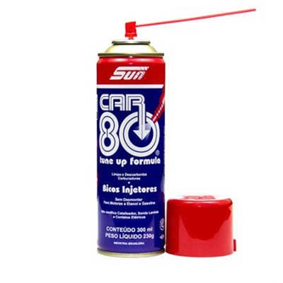 Desengripante Spray - CAR 80 - cod 00128