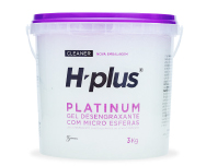 Gel Desengraxante H-Plus Platinum - Cod 03317