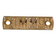Logotipo para numerador elétrico - Cod: 01819