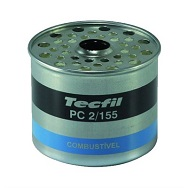 PC 2/255 Tecfil Filtro Combustível - cod 2308002
