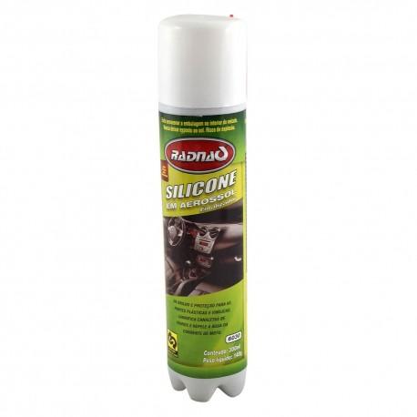 Silicone em spray radnaq - cod 01204