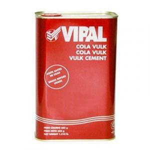 Cola cimento vulcanizante